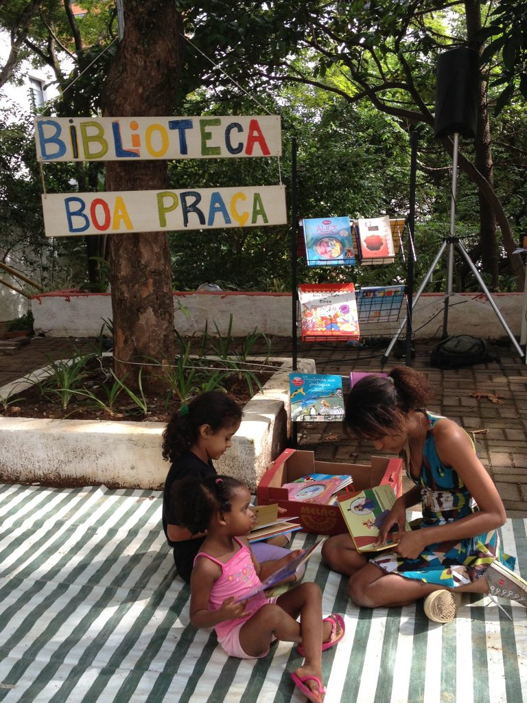 Biblioteca do Movimento Boa Praça