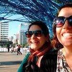 Carmen Guerreiro e Fernanda Carpegiani comentando o Festival Path 2017