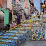 escadaria monte alegre reformada pelo ateliê azu