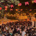 Grande público na festa junina Arraiá de Moema