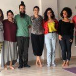 Participantes da terceira roda de conversa mulheres na cidade discutiram a utopia de uma cidade para mulheres